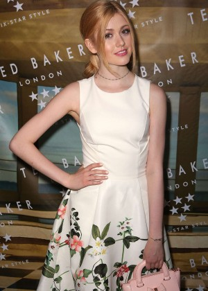 Katherine McNamara - Ted Baker London SS 2016 Launch Event in West Hollywood