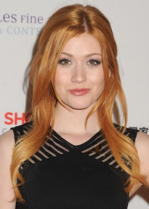 Katherine McNamara - The LA Art Show and The Los Angeles Fine Art Show 2016 in Los Angeles