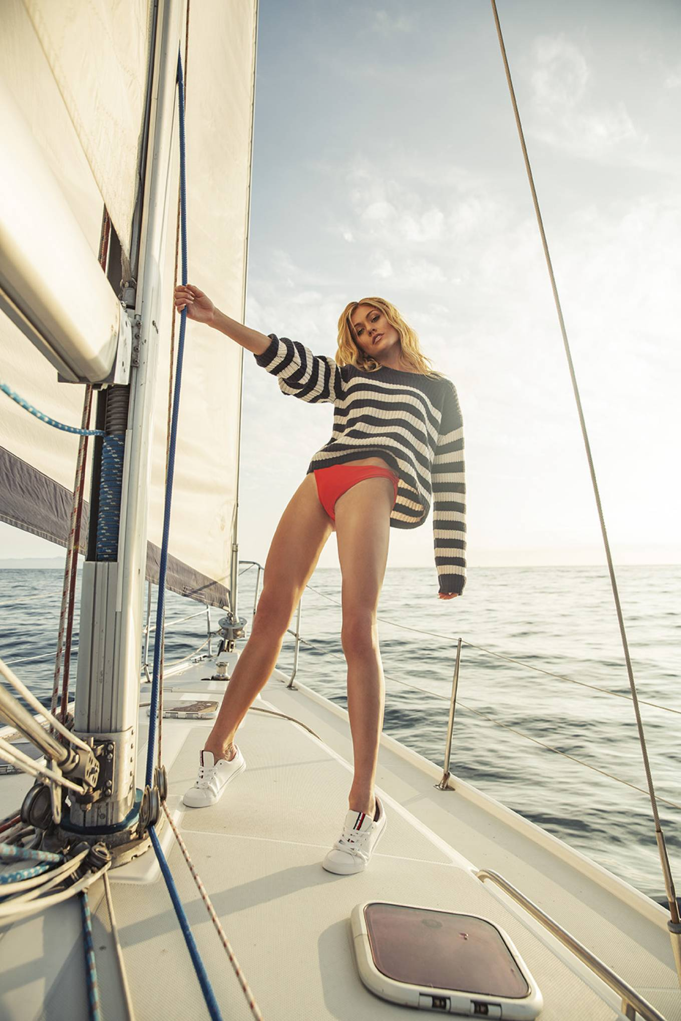 Katherine McNamara - Venice magazine (Winter 2020-2021)