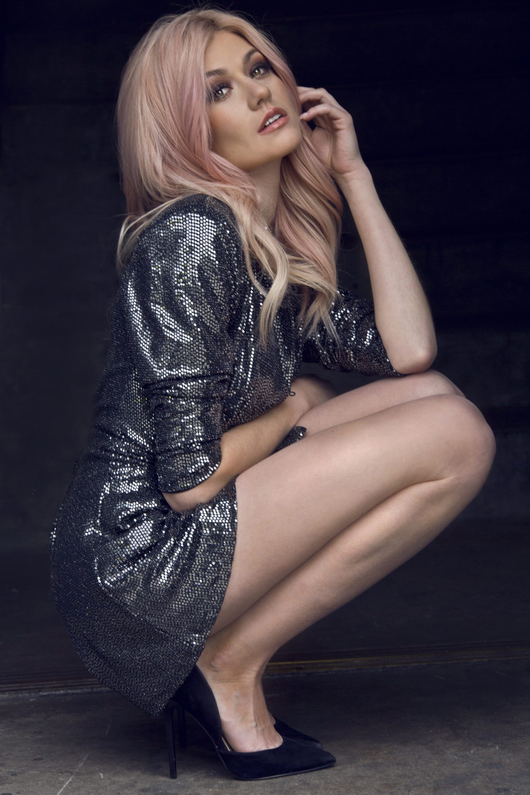 Katherine McNamara - Yasmine Kateb photoshoot for QP magazine 2020