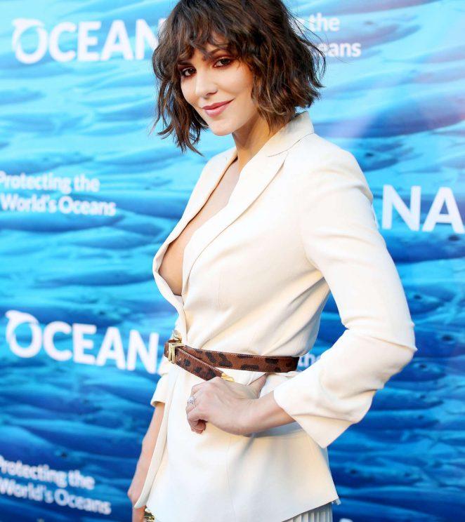 Katherine McPhee - Performs at the Oceana SeaChange Summer Party in Laguna Niguel