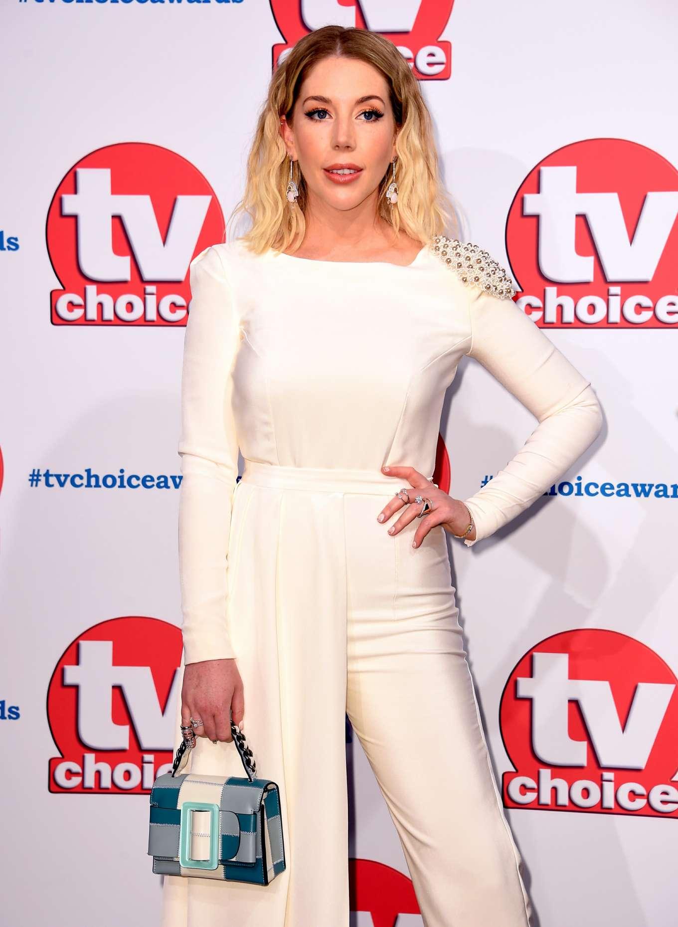 Katherine Ryan - 2019 TV Choice Awards in London