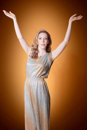 Katherine Ryan - Amelia Troubridge Photoshoot