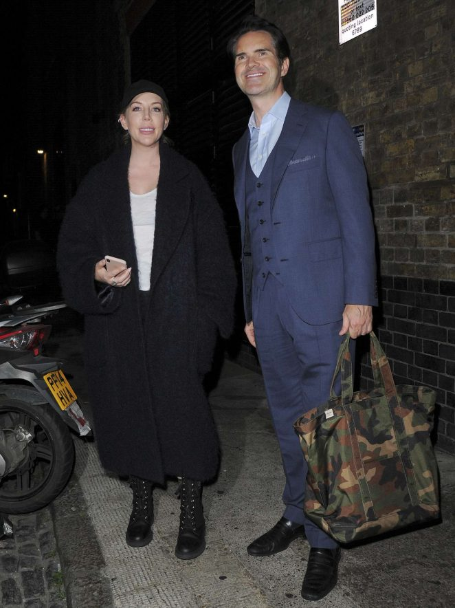 Katherine Ryan at Chiltern Firehouse in London
