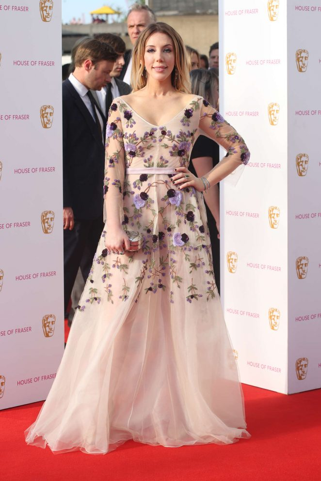 Katherine Ryan - BAFTA TV Awards 2016 in London