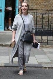 Katherine Ryan - Exits Saturday Kitchen in London