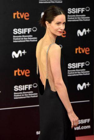 Katherine Waterston - 'Forgotten We'll Be' Premiere - 2020 San Sebastian Film Festival
