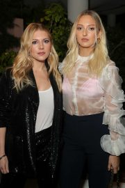 Katheryn Winnick - Charles Finch and Chanel Pre-Oscars 2020 Dinner in Beverly Hills