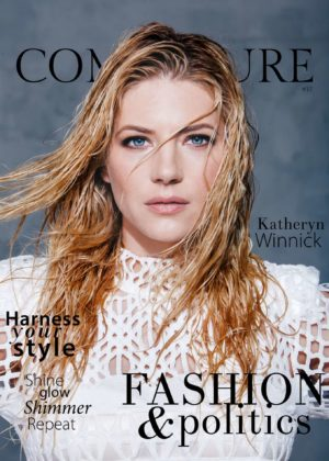 Katheryn Winnick - Composure Magazine (November 2017)
