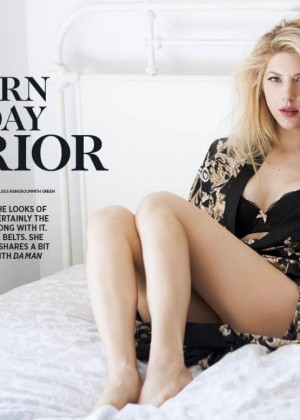 Katheryn Winnick - Da Man Magazine (April/May 2015)
