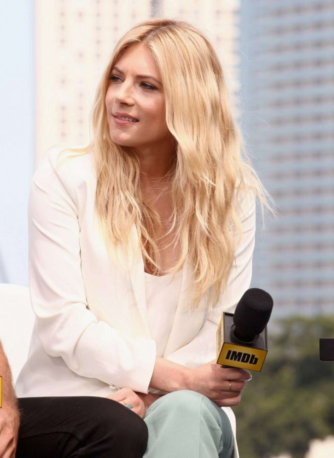 Katheryn Winnick - IMDboat at San Diego Comic-Con International