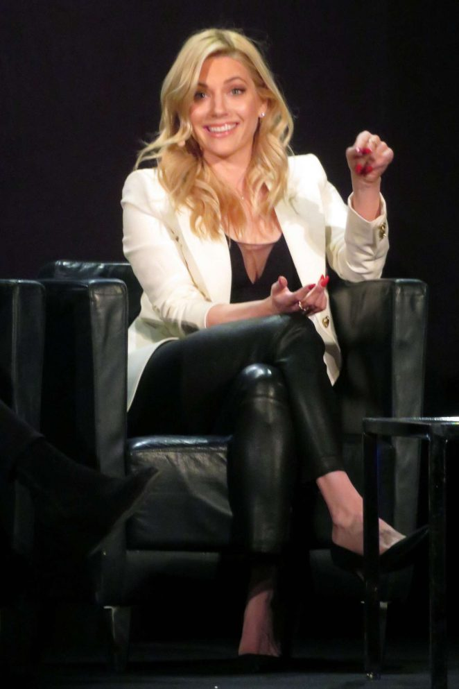 Katheryn Winnick - 'The World Of Vikings: History on Film' Event in Toronto