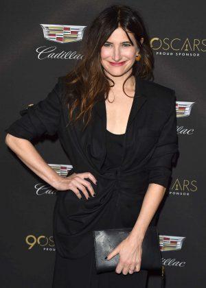 Kathryn Hahn - Cadillac Oscar Celebration 2018 in Los Angeles