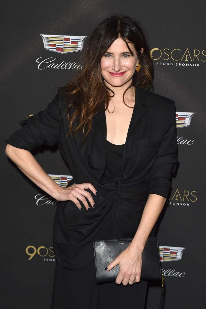 Kathryn Hahn - Cadillac Oscar Celebration 2018 in Los Angeles