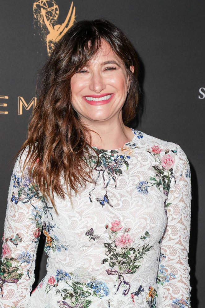 Kathryn Hahn - Emmys Cocktail Reception in Los Angeles