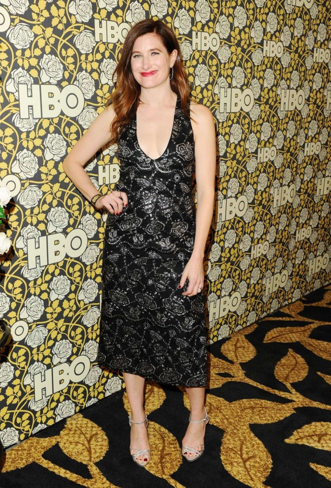 Kathryn Hahn – HBO Golden Globes Afterparty in LA