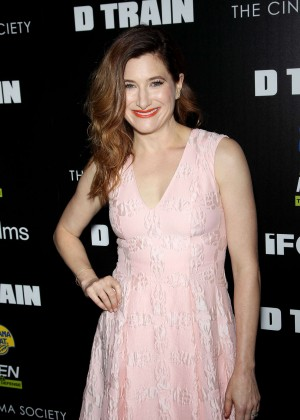 Kathryn Hahn - 'The D Train' Premiere in NYC
