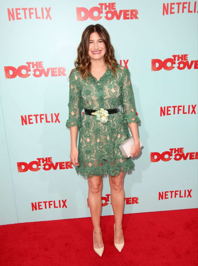 Kathryn Hahn – 'The Do Over' Premiere in Los Angeles