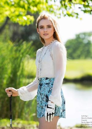 Kathryn Newton by Kymberly Marciano Photoshoot for Teen Mavens