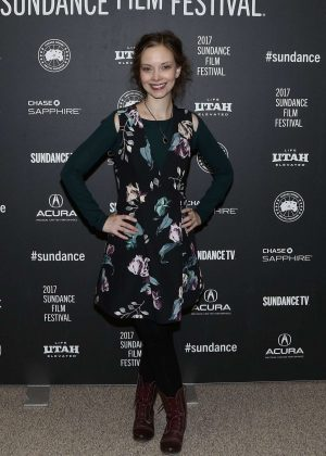 Kathryn Prescott - 'To the Bone' Premiere at 2017 Sundance Film Festival in Utah