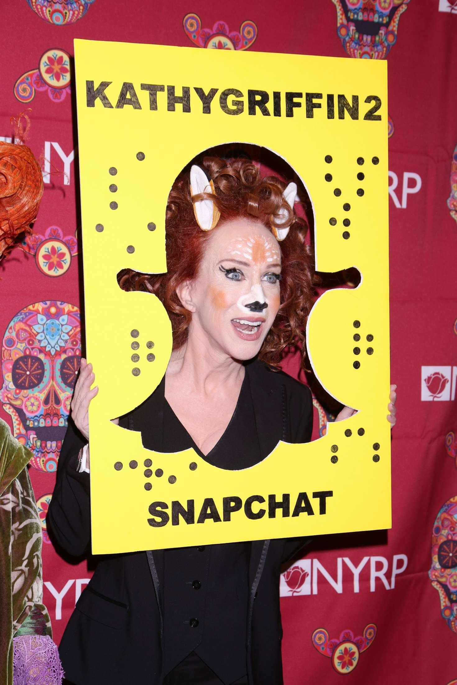 Kathy Griffin 2016 : Kathy Griffin: 2016 Halloween Bash to benefit the NYRP -01