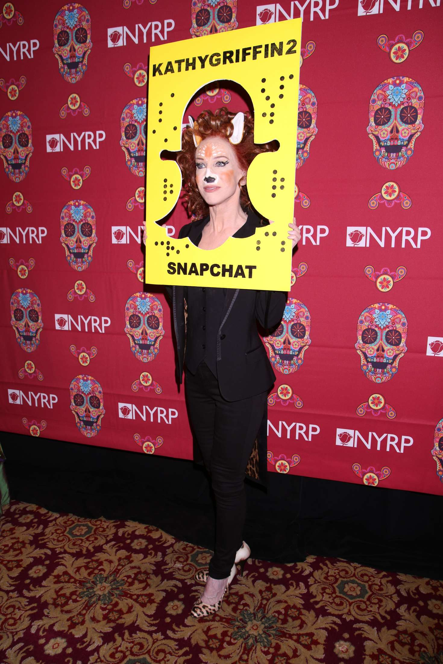 Kathy Griffin 2016 : Kathy Griffin: 2016 Halloween Bash to benefit the NYRP -02