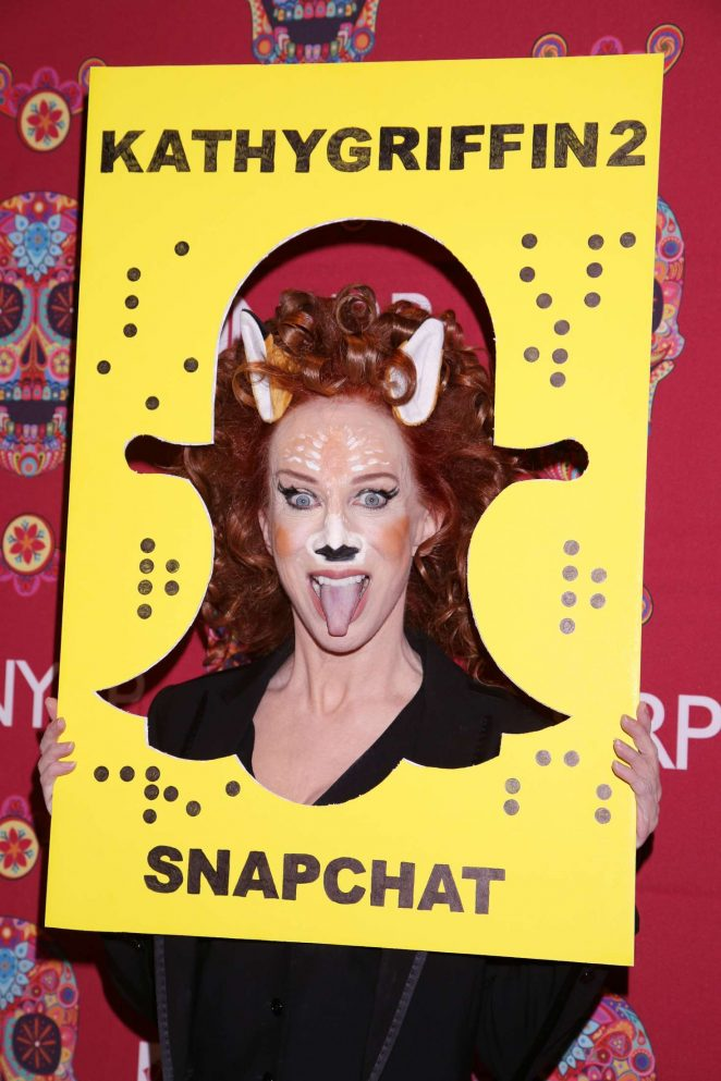 Kathy Griffin - 2016 Halloween Bash to benefit the NYRP in NYC
