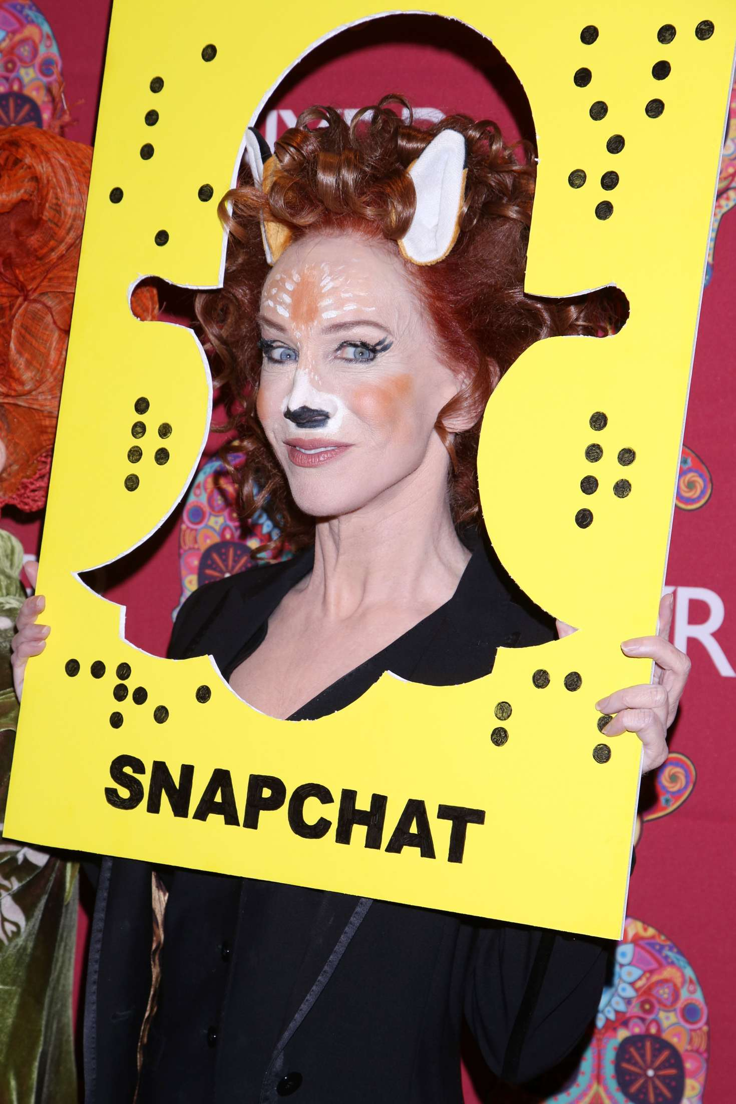 Kathy Griffin 2016 : Kathy Griffin: 2016 Halloween Bash to benefit the NYRP -05