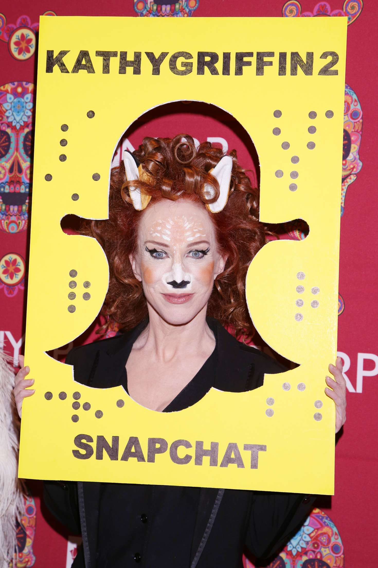 Kathy Griffin 2016 : Kathy Griffin: 2016 Halloween Bash to benefit the NYRP -06