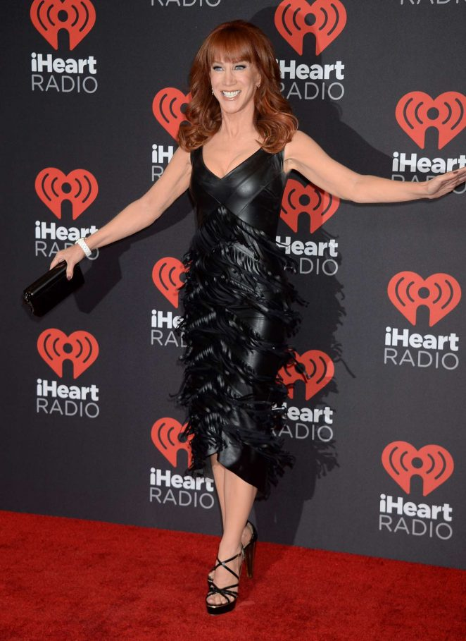 Kathy Griffin - 2016 iHeartRadio Music Festival Day 2 in Las Vegas