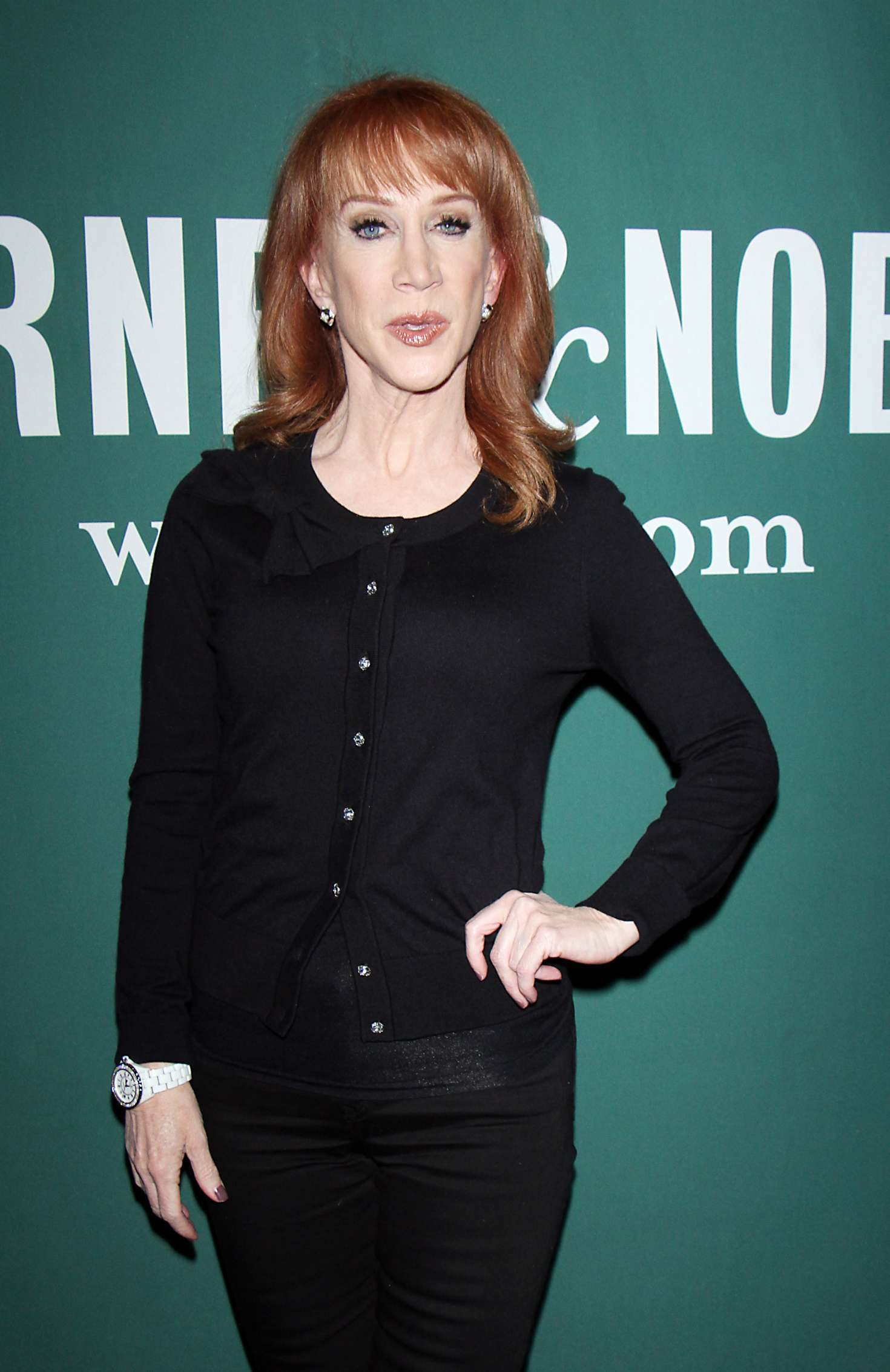 Kathy Griffin - Kathy Griffin's Celebrity Run-In's Book Signing in New York