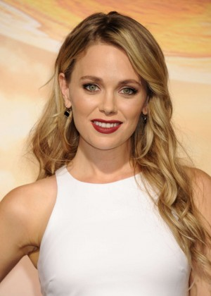 "Katia Winter - ""Jupiter Ascending"" Premiere in Hollywood"