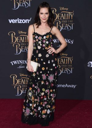 Katie Aselton - 'Beauty and the Beast' Premiere in Los Angeles