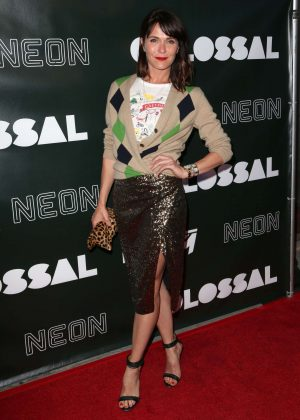Katie Aselton - 'Colossal' Premiere in Hollywood