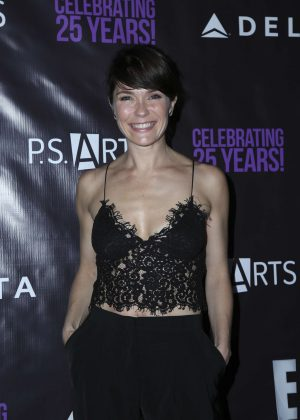 Katie Aselton - PS Arts the Party in Los Angeles