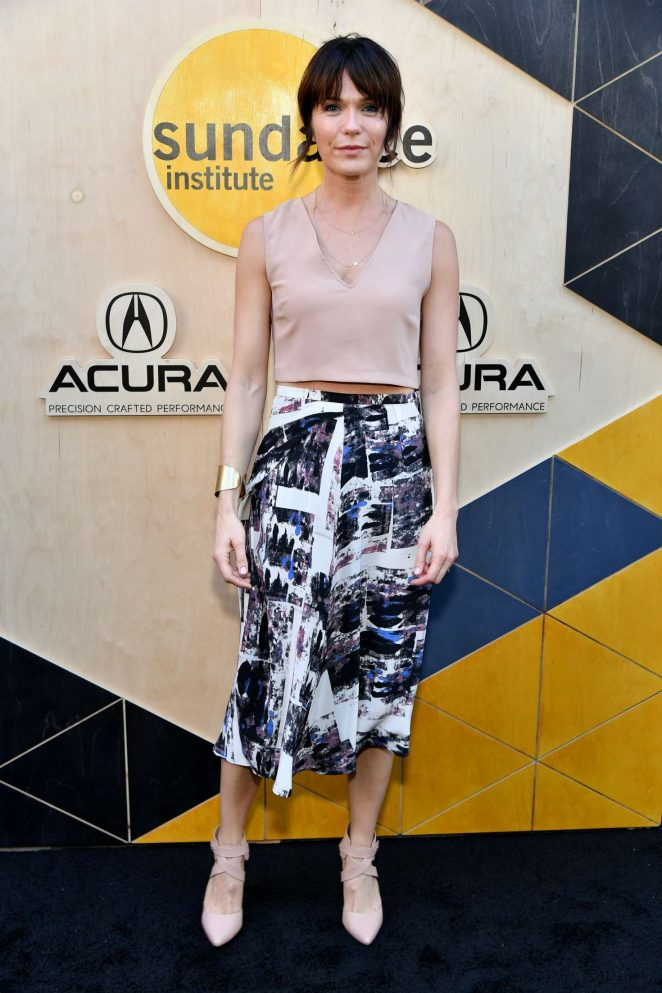 Katie Aselton - Sundance Institute Night Before Next benefit in Los Angeles