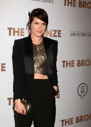 Katie Aselton - 'The Bronze' Premiere in Los Angeles