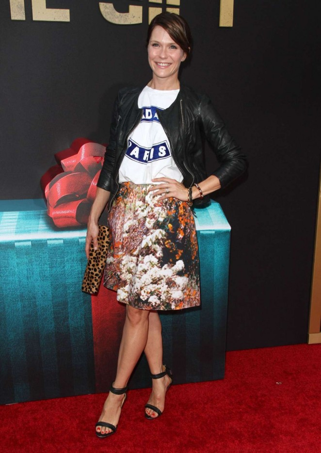 Katie Aselton - 'The Gift' Premiere in Los Angeles