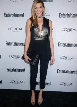Katie Cassidy - 2016 Entertainment Weekly Pre-Emmy Party in Los Angeles