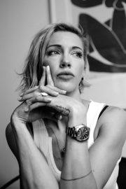 Katie Cassidy - B&W Photoshoot 2019