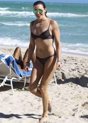 Katie Cassidy: Bikini at The Beach In Miami-49