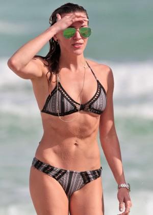 Katie Cassidy Bikini in Miami-02