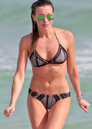 Katie Cassidy Bikini in Miami-03