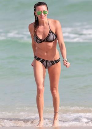 Katie Cassidy Bikini in Miami-08