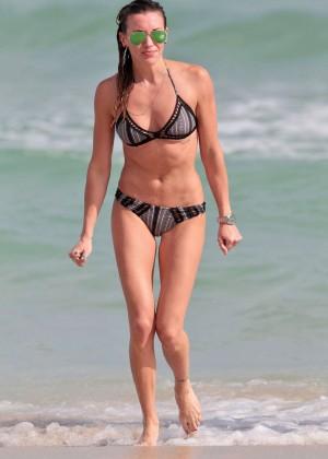 Katie Cassidy Bikini in Miami-10