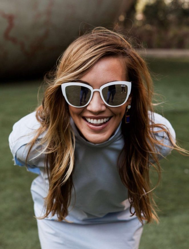 Katie Cassidy - Chloe Magazine Tomboy KC 2017