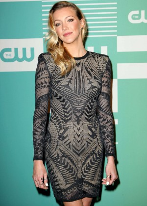 Katie Cassidy - CW Network's 2015 Upfront in NYC