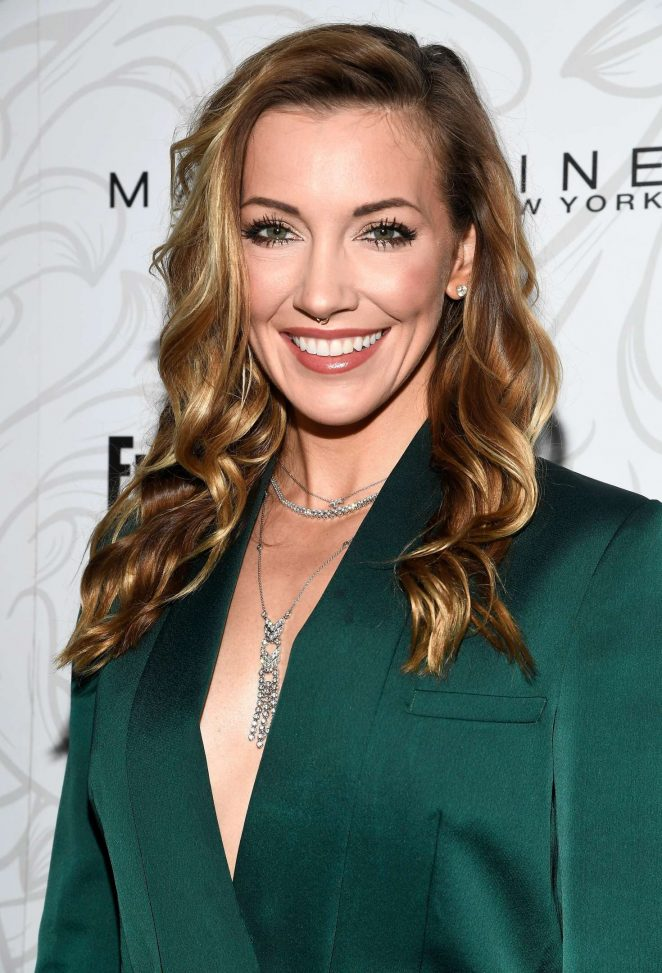 Katie Cassidy - Entertainment Weekly Celebration of SAG Award Nominees in Los Angeles
