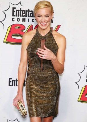Katie Cassidy - Entertainment Weekly Party at 2017 Comic-Con in San Diego