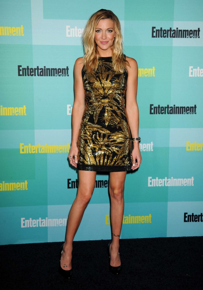 Katie Cassidy - Entertainment Weekly Party at Comic-Con in San Diego
